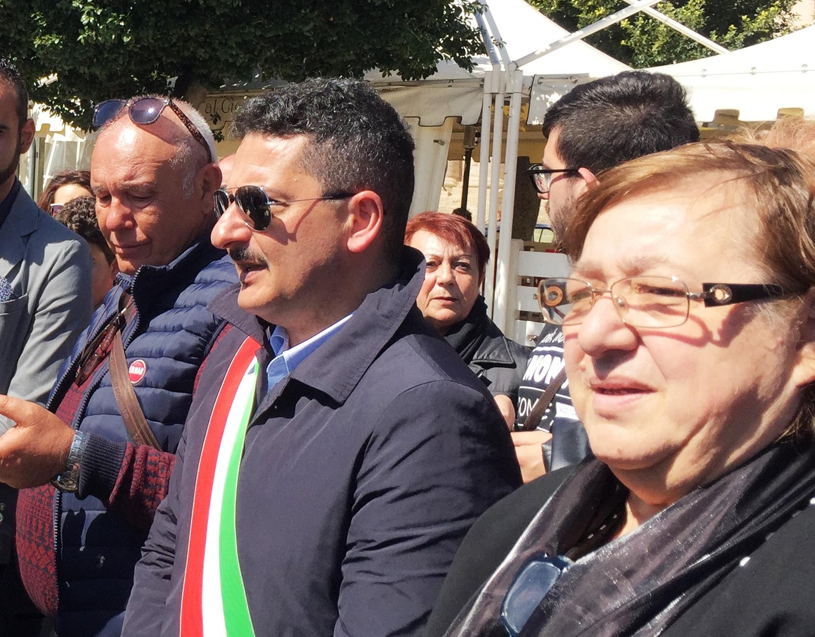 """Pachino, Bruno: """"No alla chiusura del centro Aias"""""""