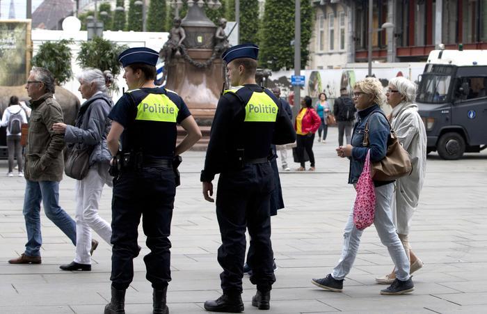 Sparatoria a Bruxelles: due persone restano ferite