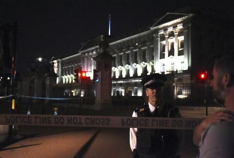 Aggredisce agenti con una spada a Buckingham Palace