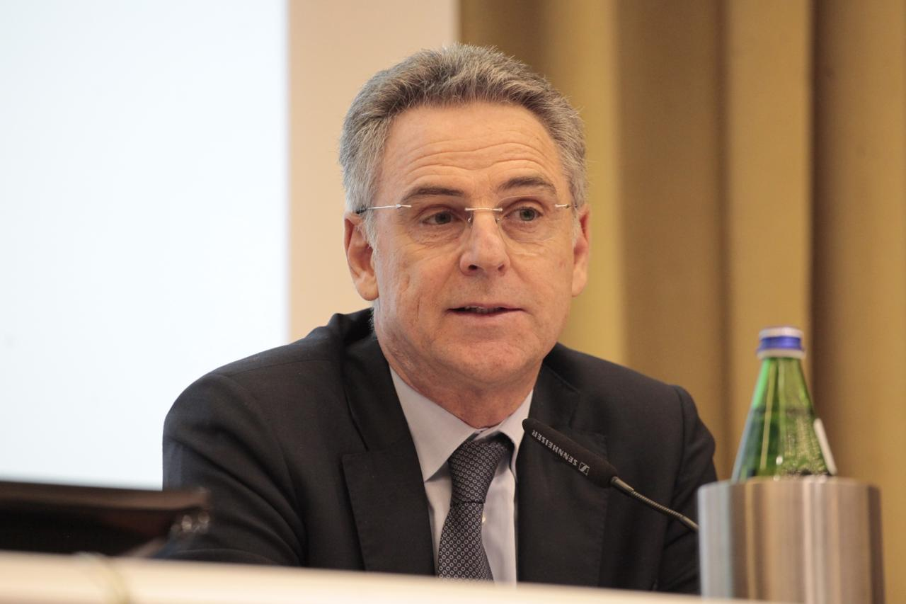 """Ance: """"Più fondi alla Sicilia per opere pubbliche e meno burocrazia"""": il presidente Buia a Palermo"""
