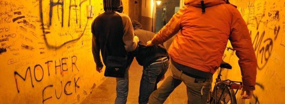 Bulli a briglia sciolte a Catania, tre aggressioni e un uomo rimasto ferito