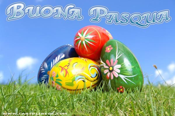 Auguri di Buona Pasqua dalla redazione di Nuovo Sud