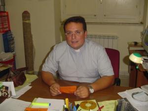Don Giuseppe Burrafato è il nuovo parroco della Cattedrale di Ragusa