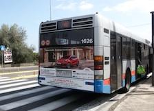 Catania, a 82 anni in autobus senza il biglietto: aggredisce due controllori