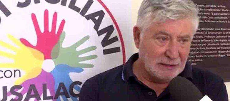 Corte d'Appello di Palermo esclude il candidato Busalacchi