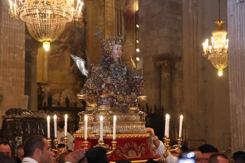Catania, al via i festeggiamenti di Sant'Agata nel mese di agosto