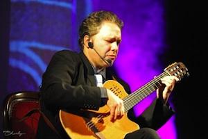 Concerto di Francesco Buzzurro a Sambuca di Sicilia