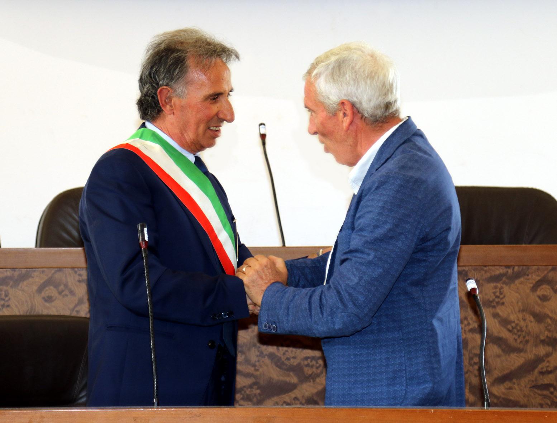 Cerimonia sobria per Limoli sindaco di Floridia: a fine settimana le deleghe