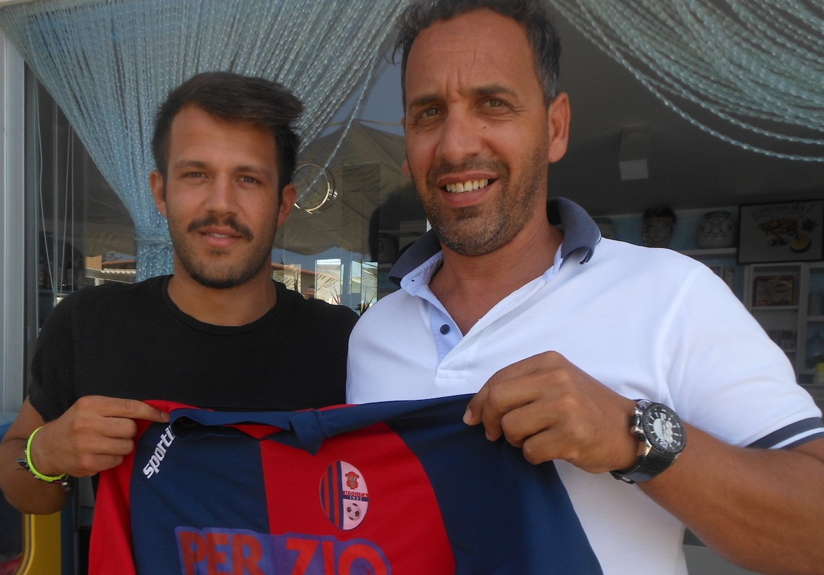 Calcio, il Modica si rafforza in attacco con l'arrivo del bomber Caccamo