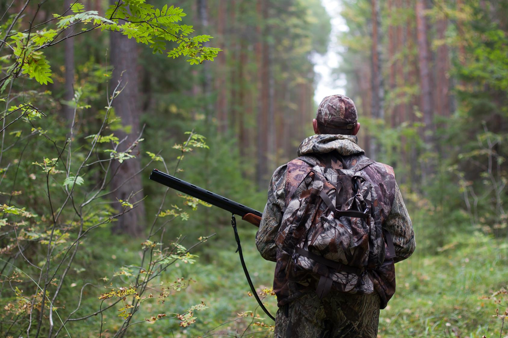 Da Malta a Pozzallo per cacciare illegalmente, 12 denunce