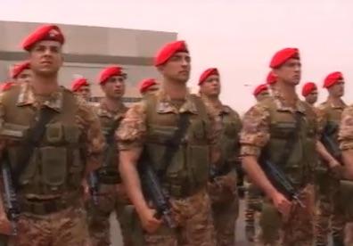 """Sigonella, """"Cacciatori di Sicilia"""", carabinieri  speciali già operativi"""