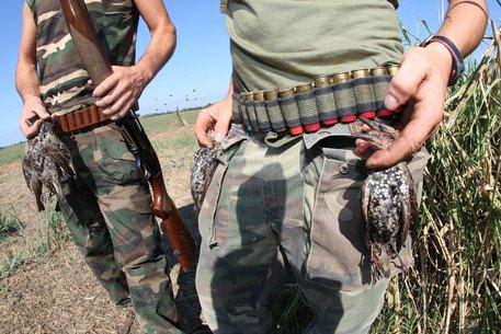 Reggio Calabria: in due a caccia, ma uno è senza porto d'armi