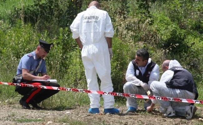 Cadavere di una donna trovato a Caronia, corpo non identificato