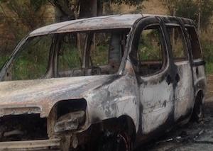 Palermo, trovato un cadavere in un'auto tra Villabate e Ciaculli