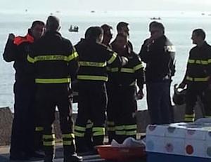 Palermo, trovato un cadavere nella scogliera del Foro Italico