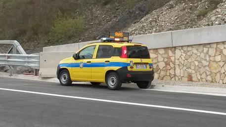 Maltempo, caduta massi a Matera: chiusa la strada statatale 18