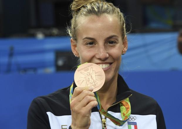 Campriani vince il settimo oro per l'Italia, Cagnotto è bronzo dal trampolino