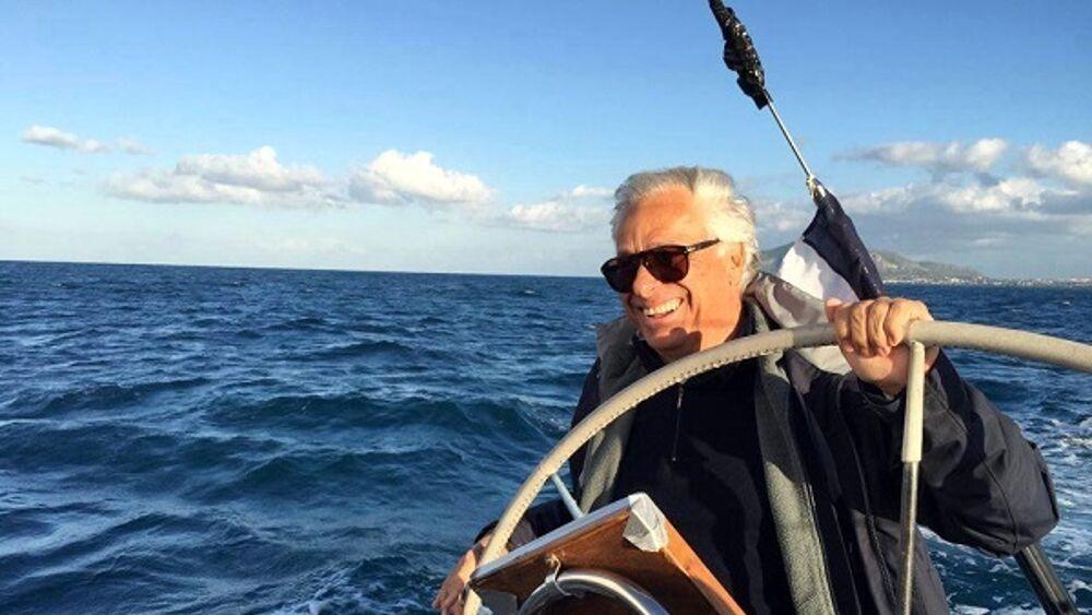 Morto a Palermo per covid  Giulio Caiazzo uno dei velisti più noti in Sicilia