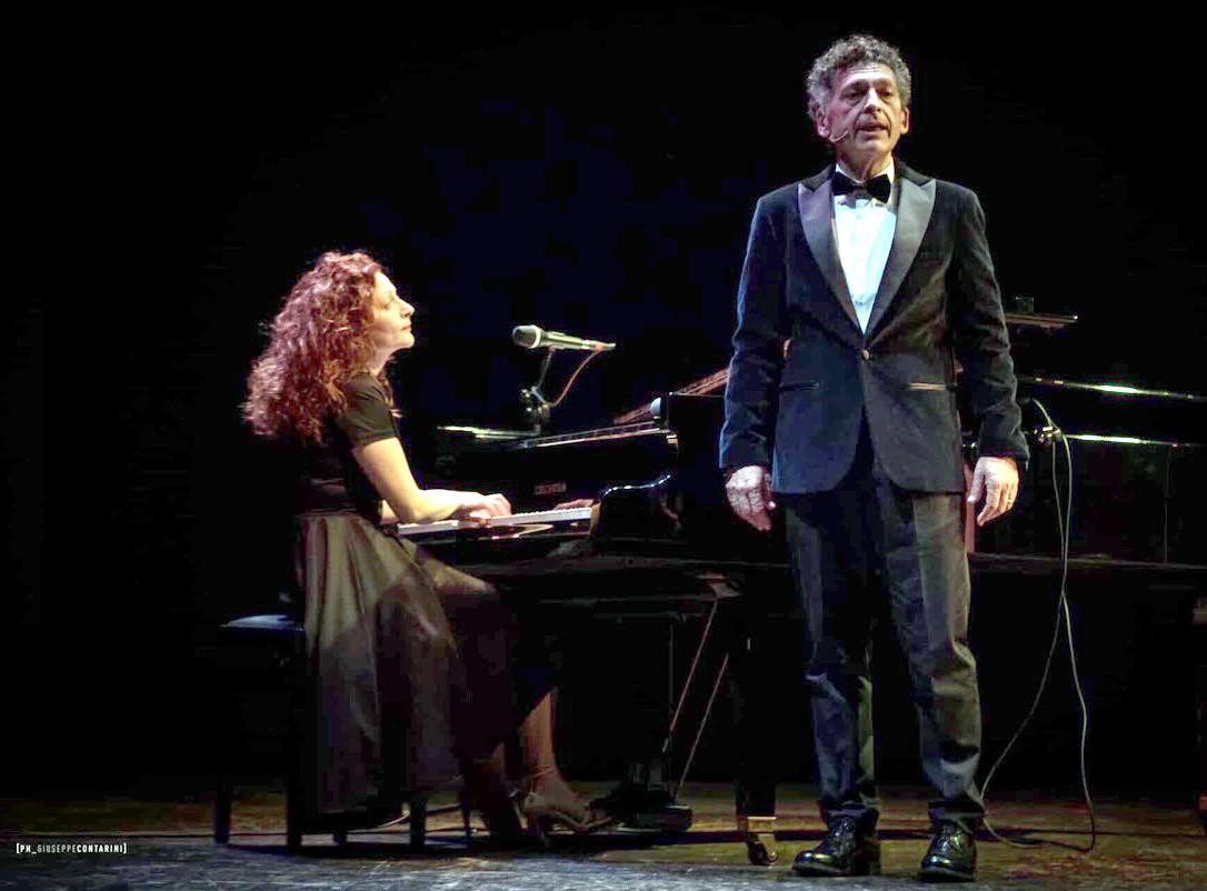 """Comiso, al Teatro Naselli in scena Ninni Bruschetta con """"Il mio nome è Caino"""""""
