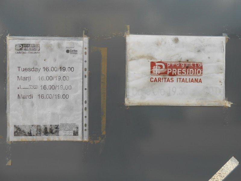 Intimidazione stile mafioso alla Caritas di Marina di Acate