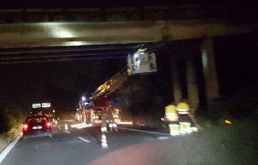 Modica, chiuso ai mezzi pesanti il ponte sul viadotto Caitina