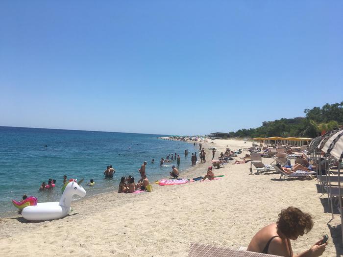 Primo vero caldo in Calabria, 32° a Catanzaro e Cosenza