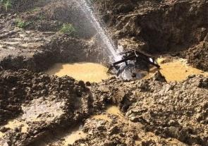 """""""Non ci sono le autorizzazioni"""", bloccati i lavori per il bypass dell'acqua a Messina"""