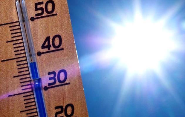 Caldo: weekend da allarme rosso con punte di 43 gradi