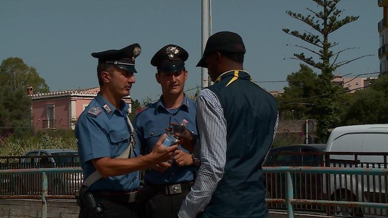 Siracusa, oggi caldo record: i carabinieri prestano soccorso