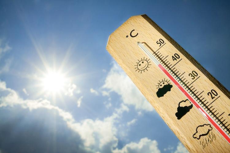Caldo, 8 milioni di italiani anticipano le vacanze a giugno