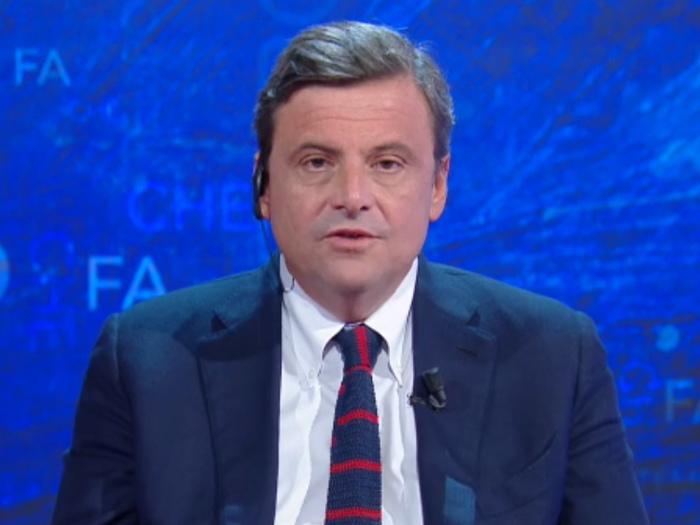 Carlo Calenda annuncia in tv: mi candido a sindaco di Roma