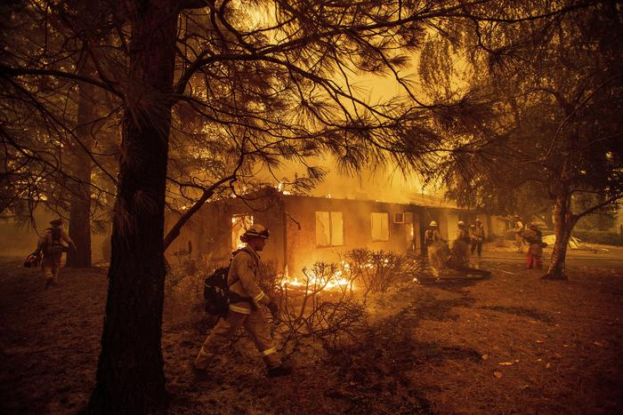 Incendi in California, 71 i morti