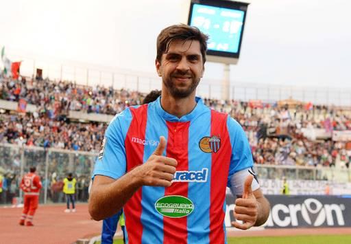 L'Akragas gioca bene al Massimino, ma vince il Catania per 2 - 0
