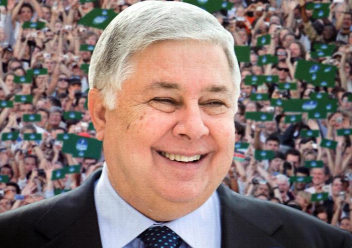 L'imprenditore Callipo candidato alla presidenza della Regione Calabria