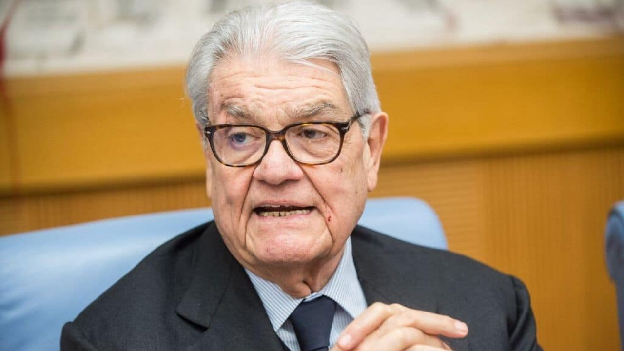 """L'ex ministro Calogero Mannino: """"I partiti siciliani contano poco"""""""