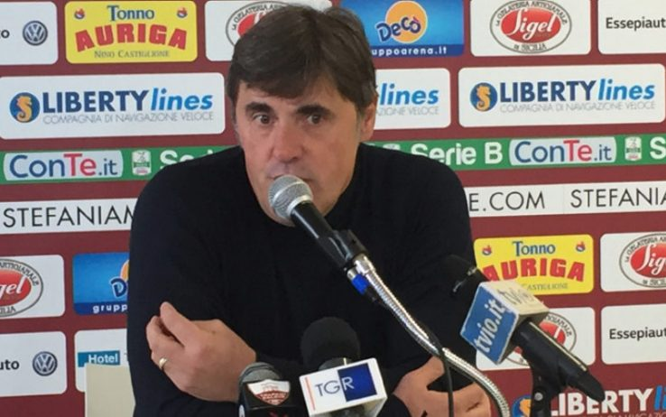 Divorzio consensuale tra il tecnico Calori ed il Trapani Calcio