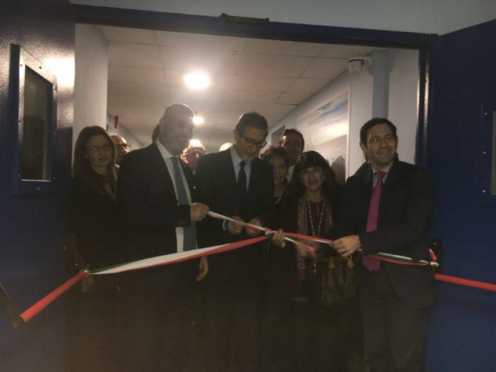 Inaugurato il nuovo gruppo operatorio all'ospedale di Caltanissetta