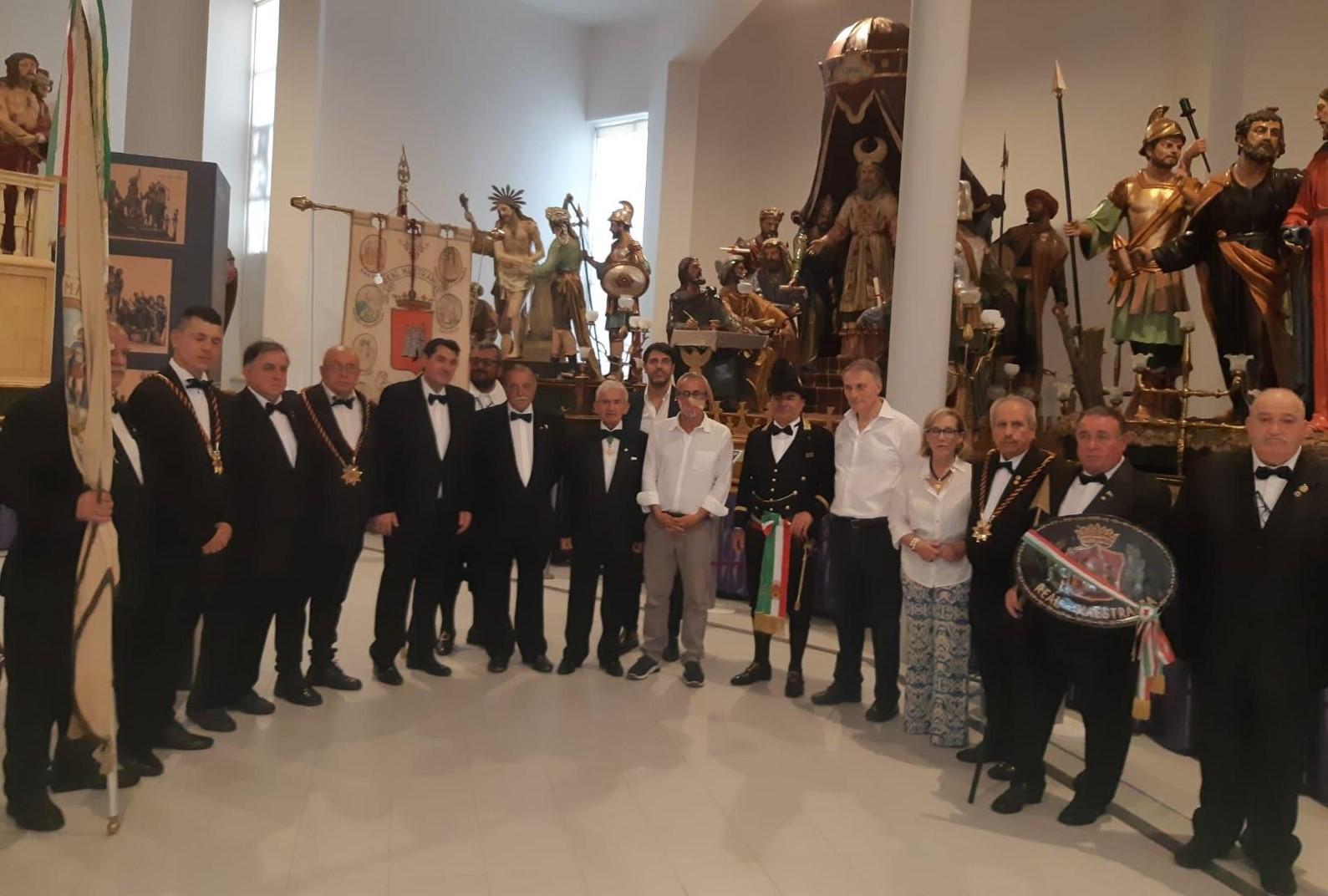 Palermo, impegno della Regione per la Settimana Santa di Caltanissetta