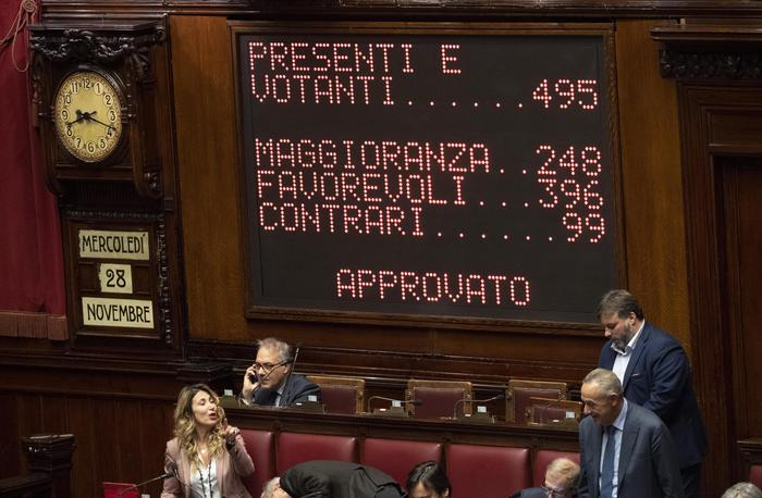 La Camera approva in via definitiva il decreto sicurezza