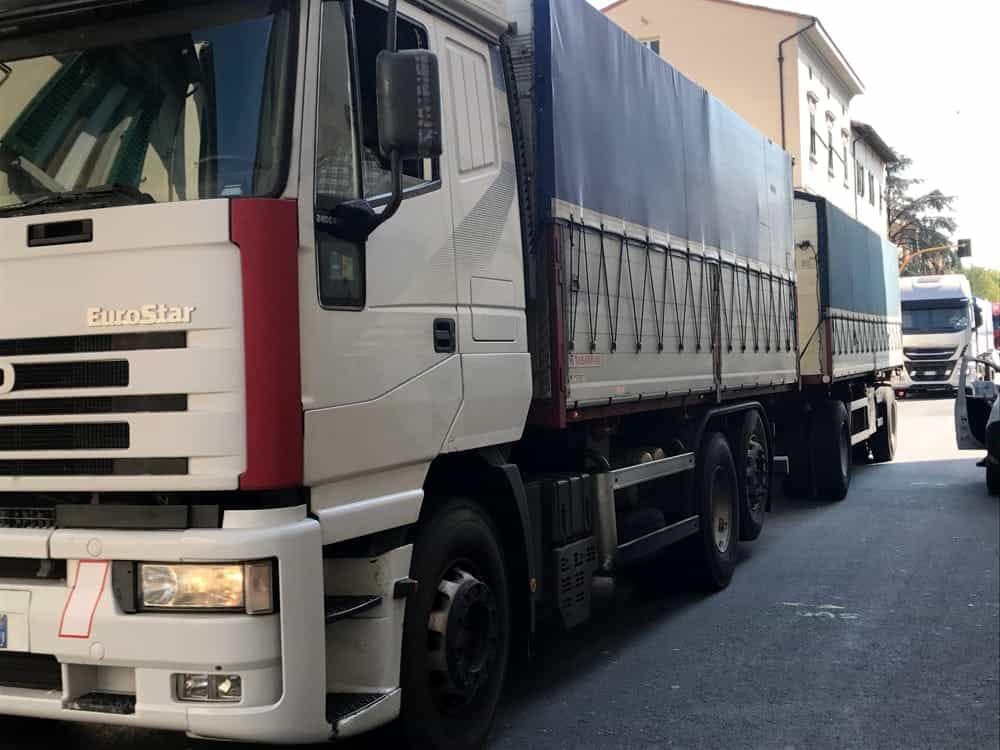 La vertenza degli autotrasportatori siciliani, il leghista Minardo: subito sgravi ed incentivi