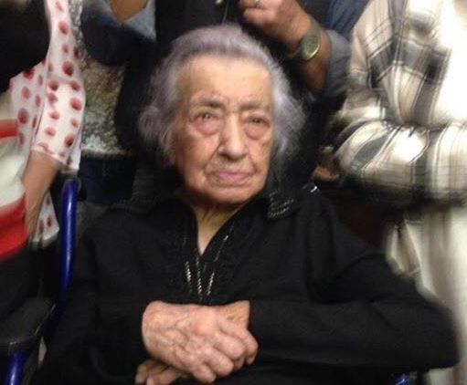 Canicattì, maestra di 111 anni diventa