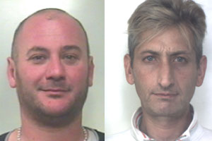 Siracusa, i carabinieri arrestano due presunti spacciatori