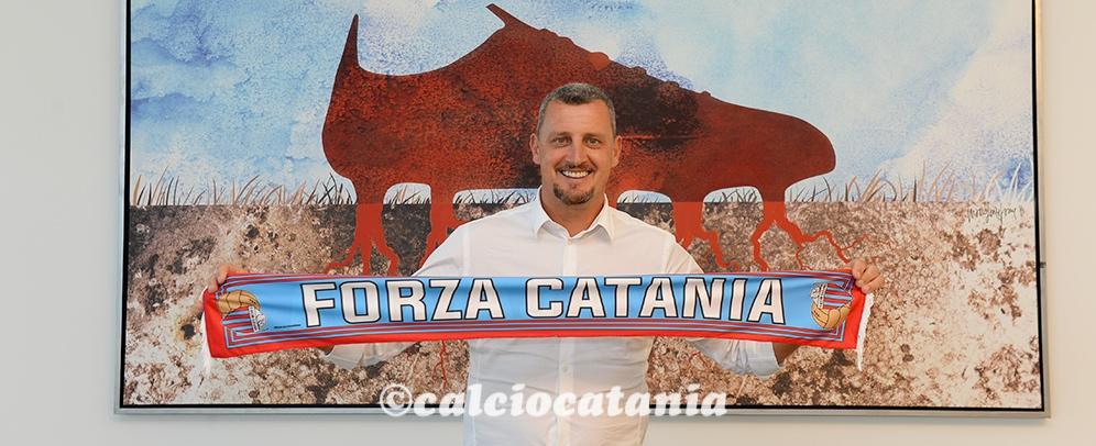 Camplone è il nuovo tecnico del Catania: portò il Perugia in serie B