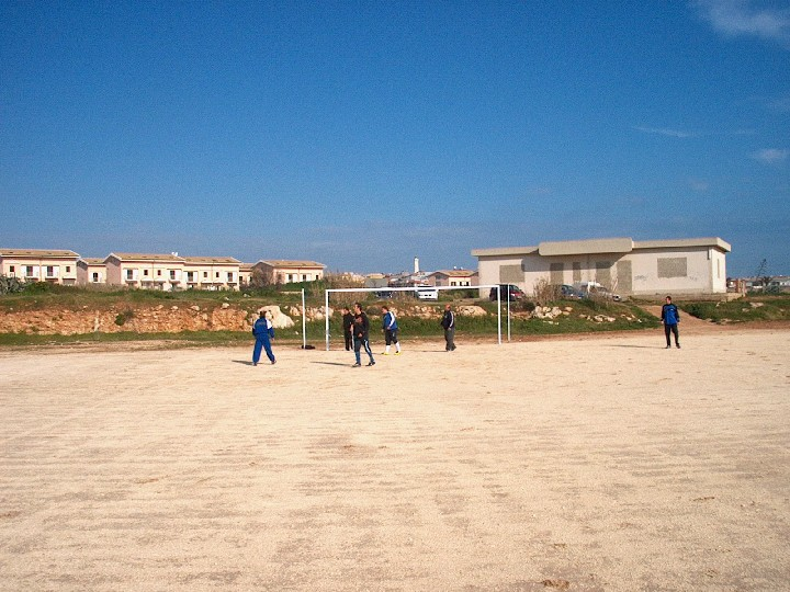 Portopalo, mutuo di più di un milione per realizzare il campo sportivo