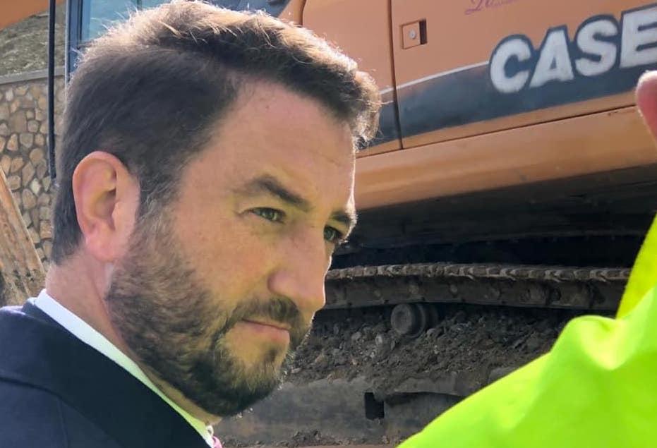 """Il ministro Cancelleri a Caltanissetta: """"Fine lavori della '640' nel 2022"""""""