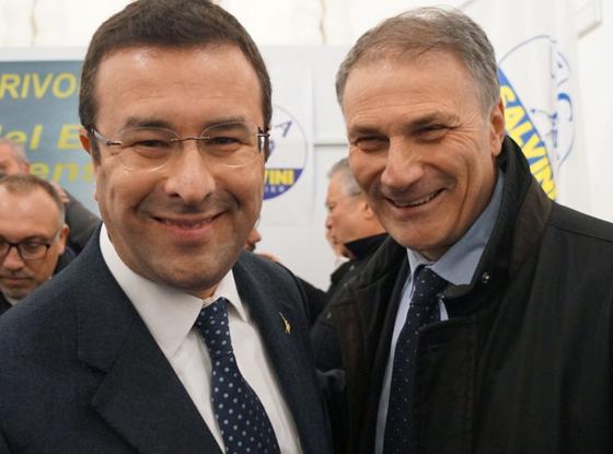 """Pagano: """"Entusiasmo per la nascita del Gruppo della Lega all'Ars"""""""