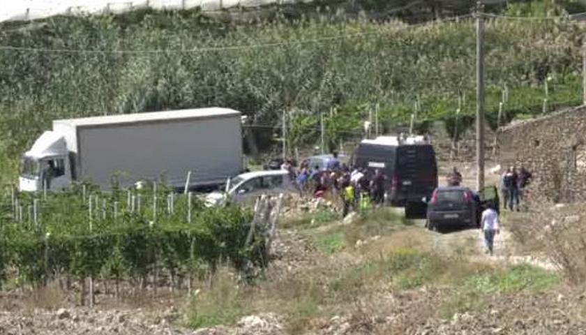 Omicidio a Canicattì, agricoltore ucciso: c'è un sospettato