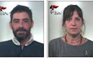 Scicli, nascondeva l'hashish nel reggiseno ed il marito aveva una pistola: coniugi arrestati