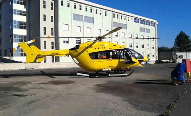 Incidente domestico a Rosolini, vola dal tetto di casa: è in ospedale