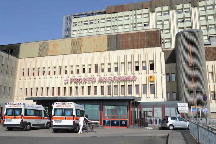 Ospedale Cannizzaro Catania smentisce  ricovero per Coronavirus